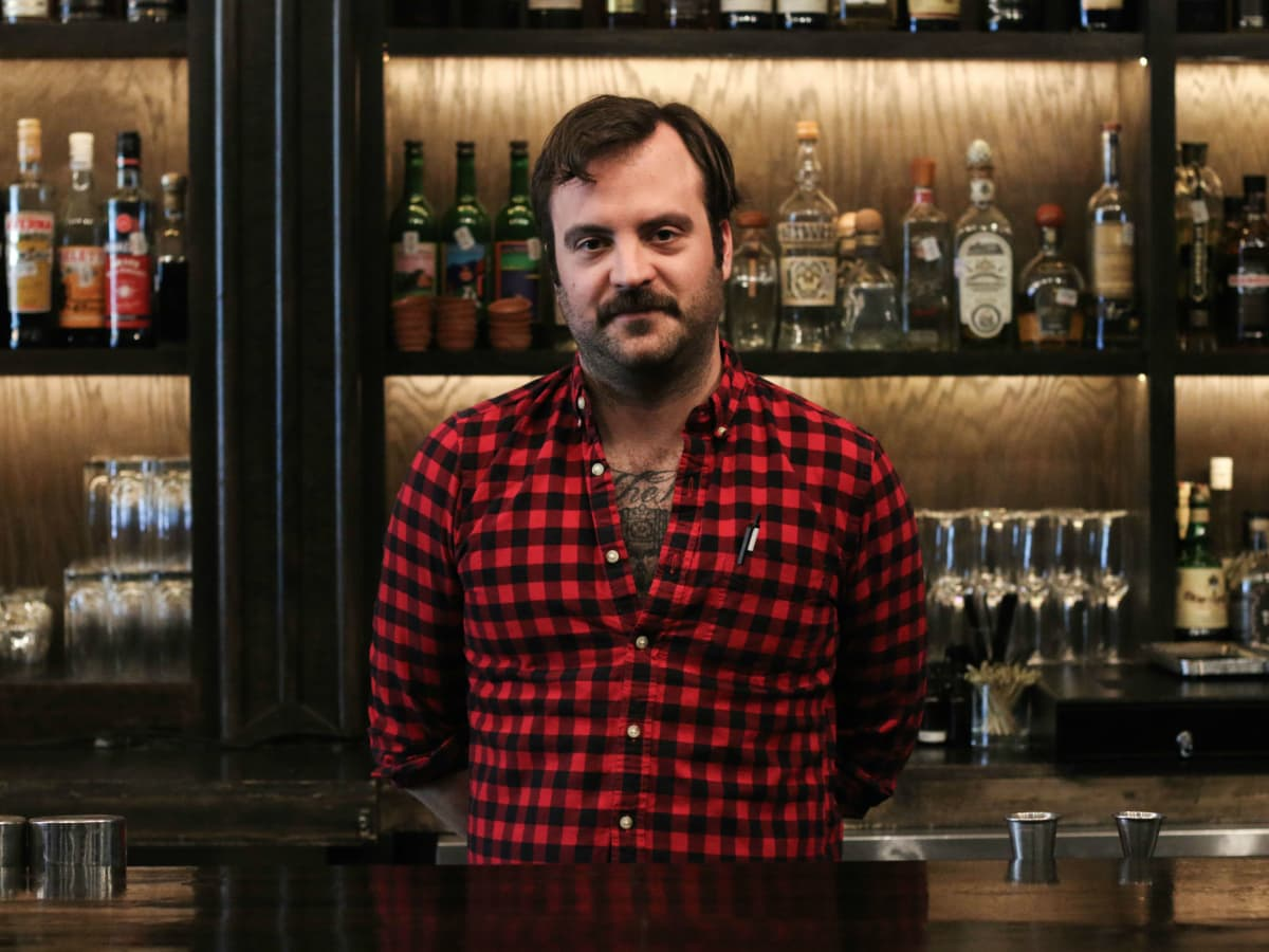Justin Elliott, The Townsend