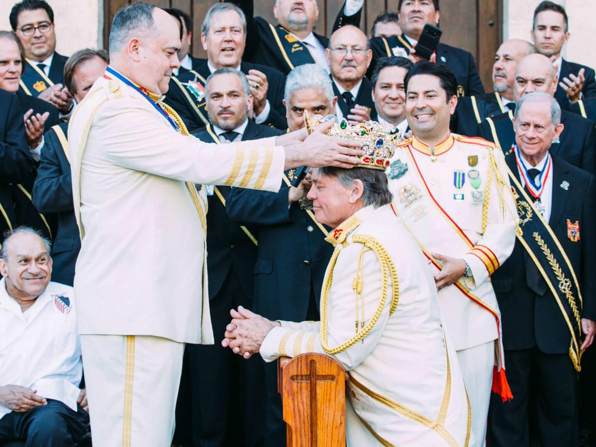 Public Crowning of Rey Feo Fiesta San Antonio