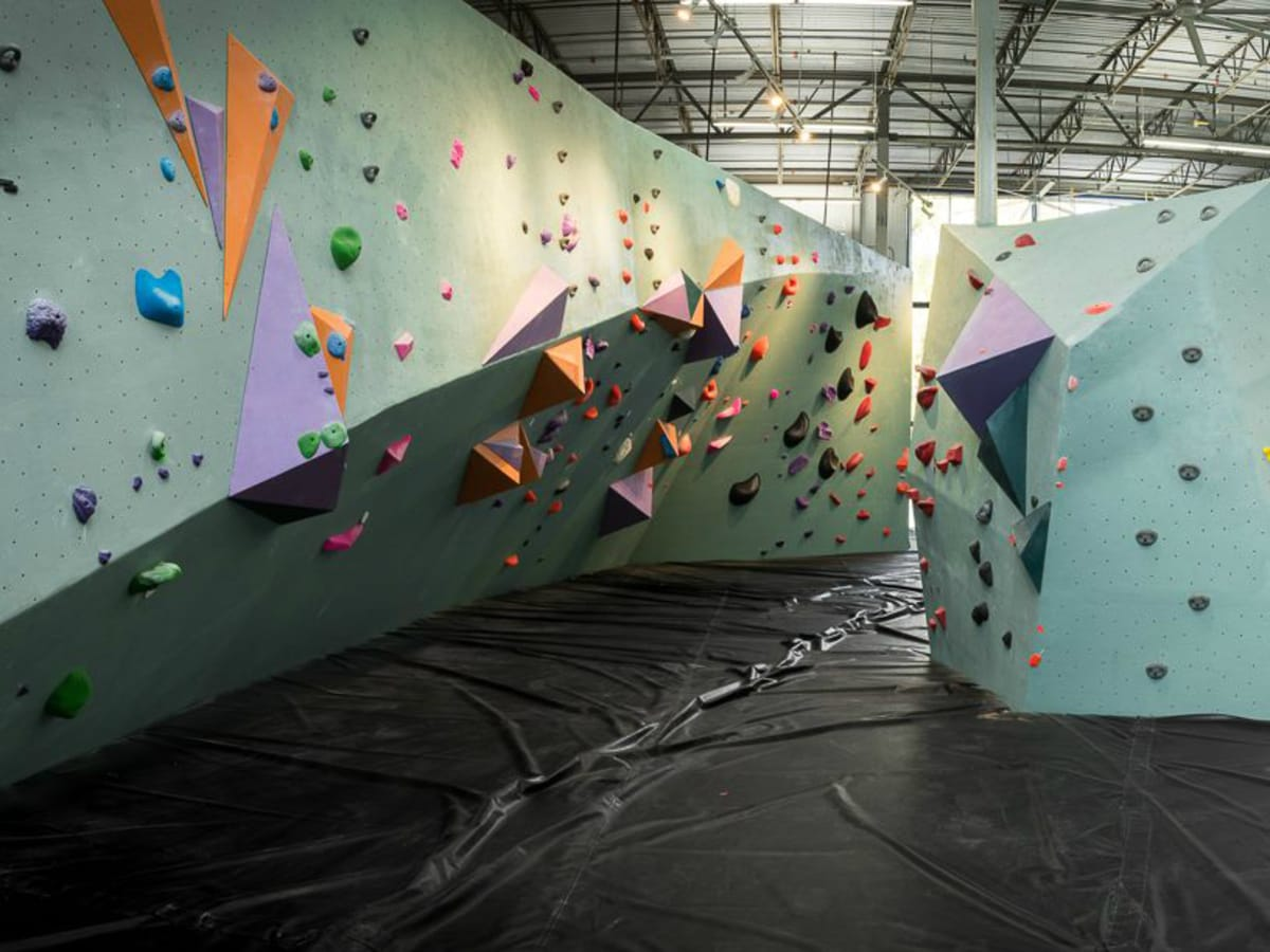 Austin Bouldering Project rock climbing wall
