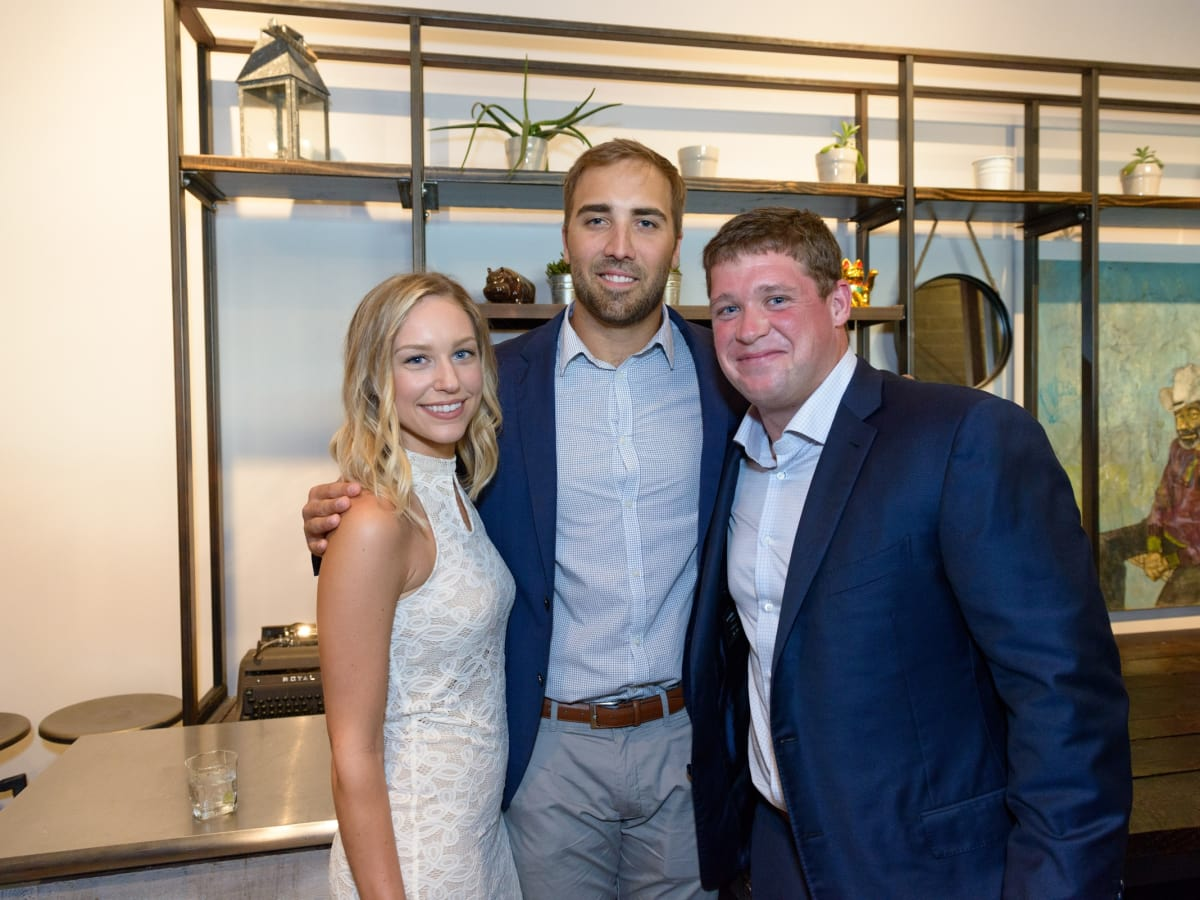 Project 88 gala, 4/16, Catie Savage, Tom Savage, Jon Weeks
