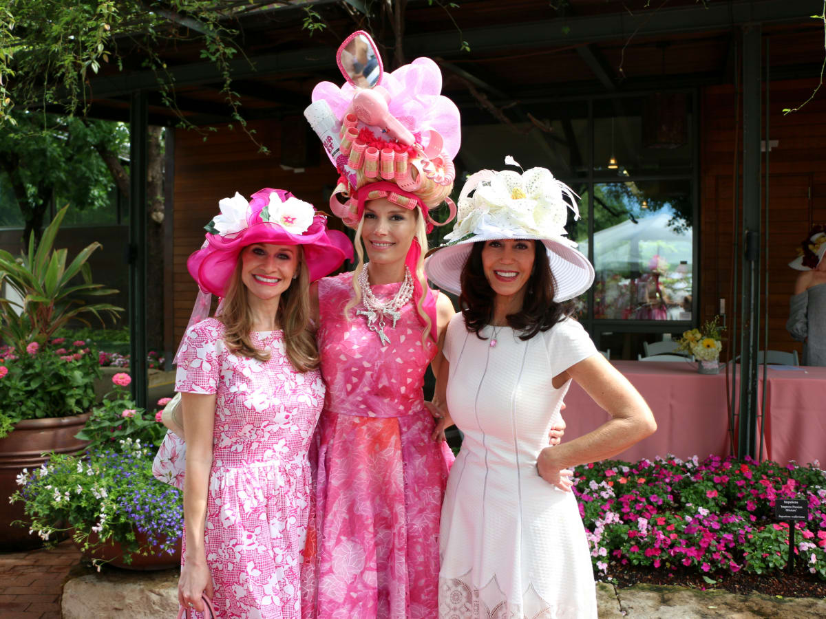 Dallas Mad Hatters put on a show for Steel Magnolias-themed luncheon ...