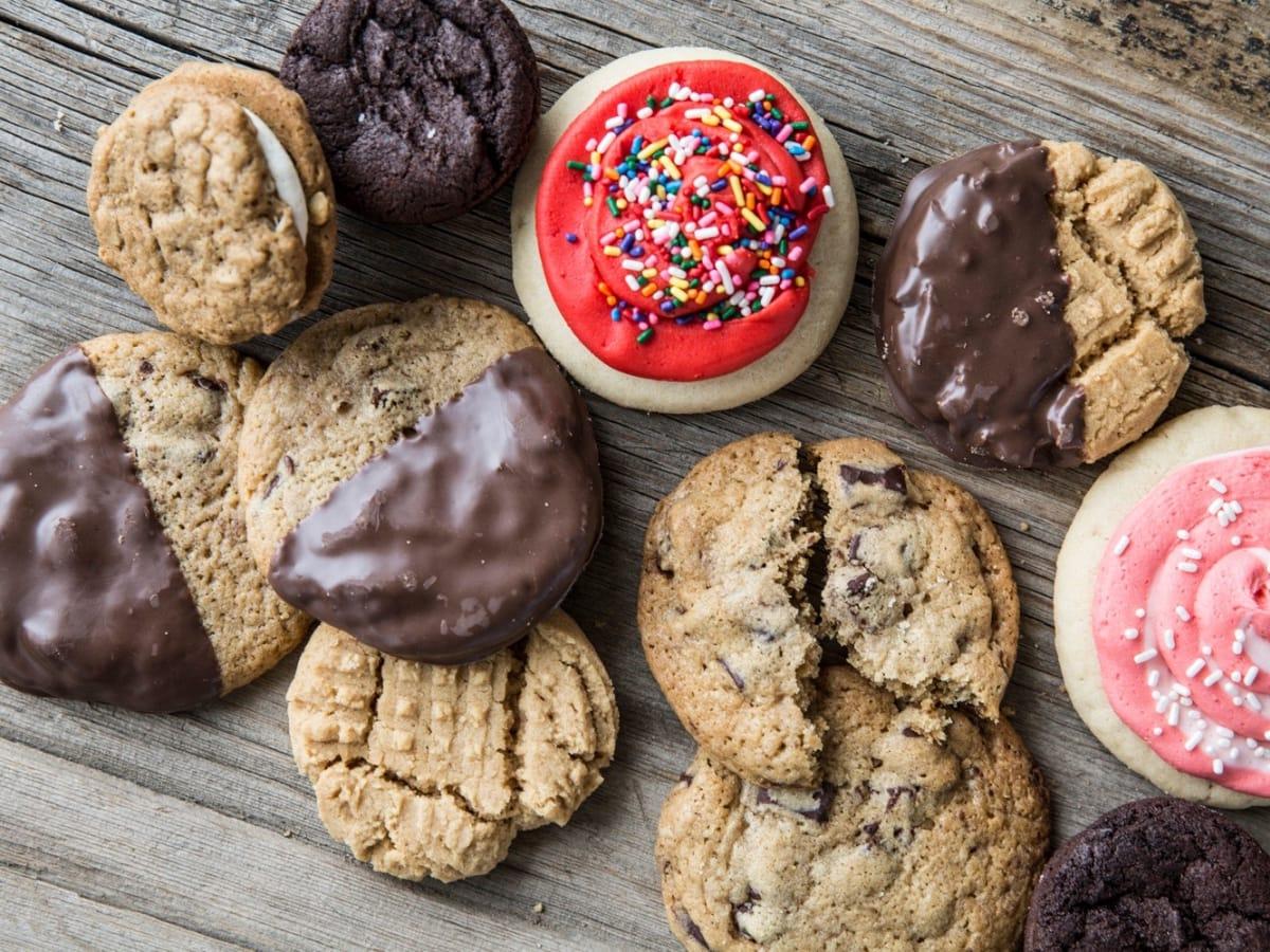 Petite Sweets cookies