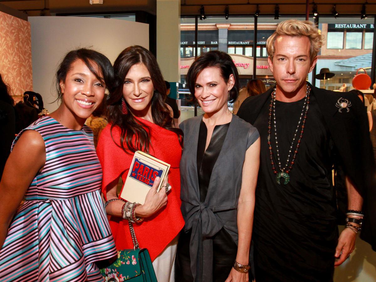 The Webster 4/16 Natacha Lamour, Melissda Mithoff, Francine Ballard, Derek Warburton