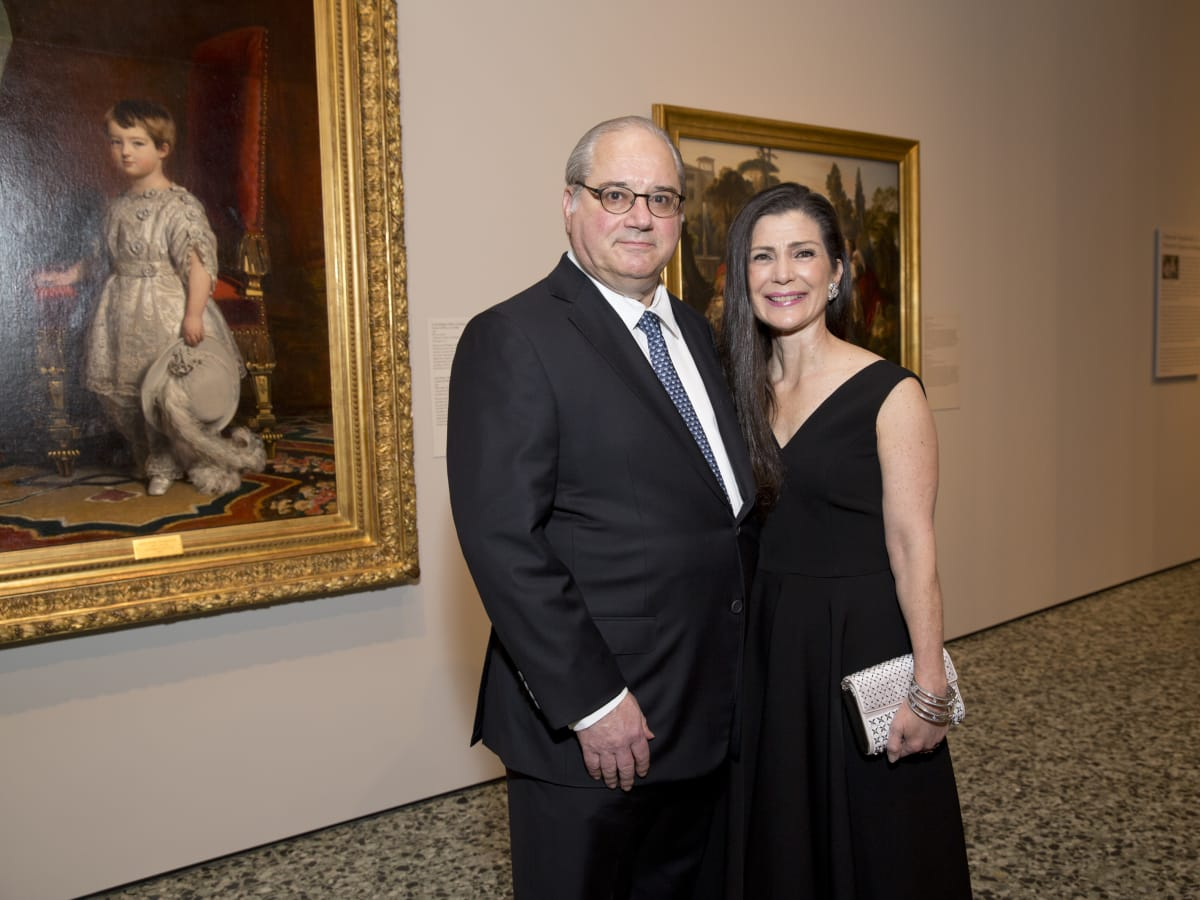 MFAH High Society, 4/16, Tony Petrello, Cynthia Petrello