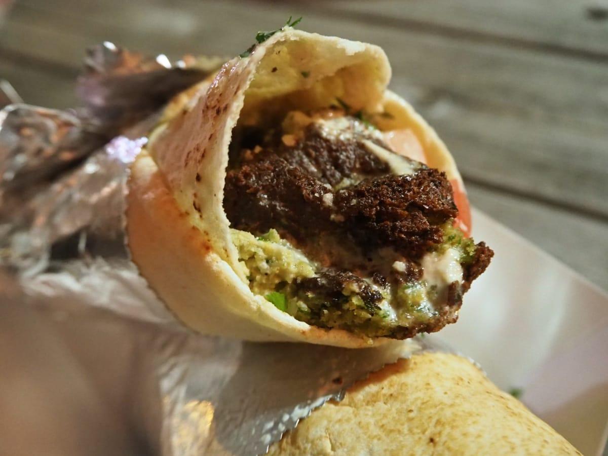 Beirut falafel