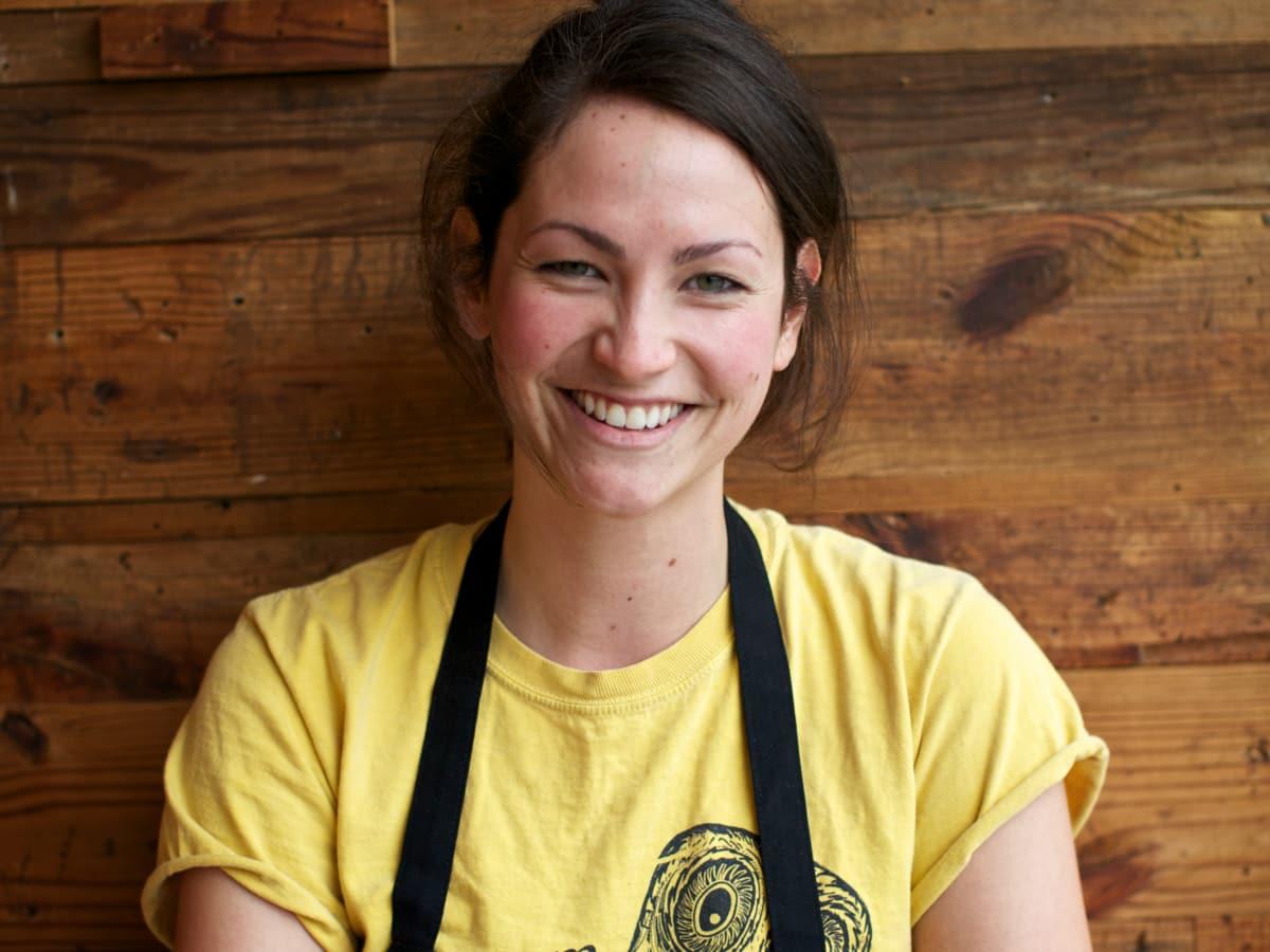 Susana Querejazu Austin pastry chef Odd Duck Barley Swine 2016 landscape