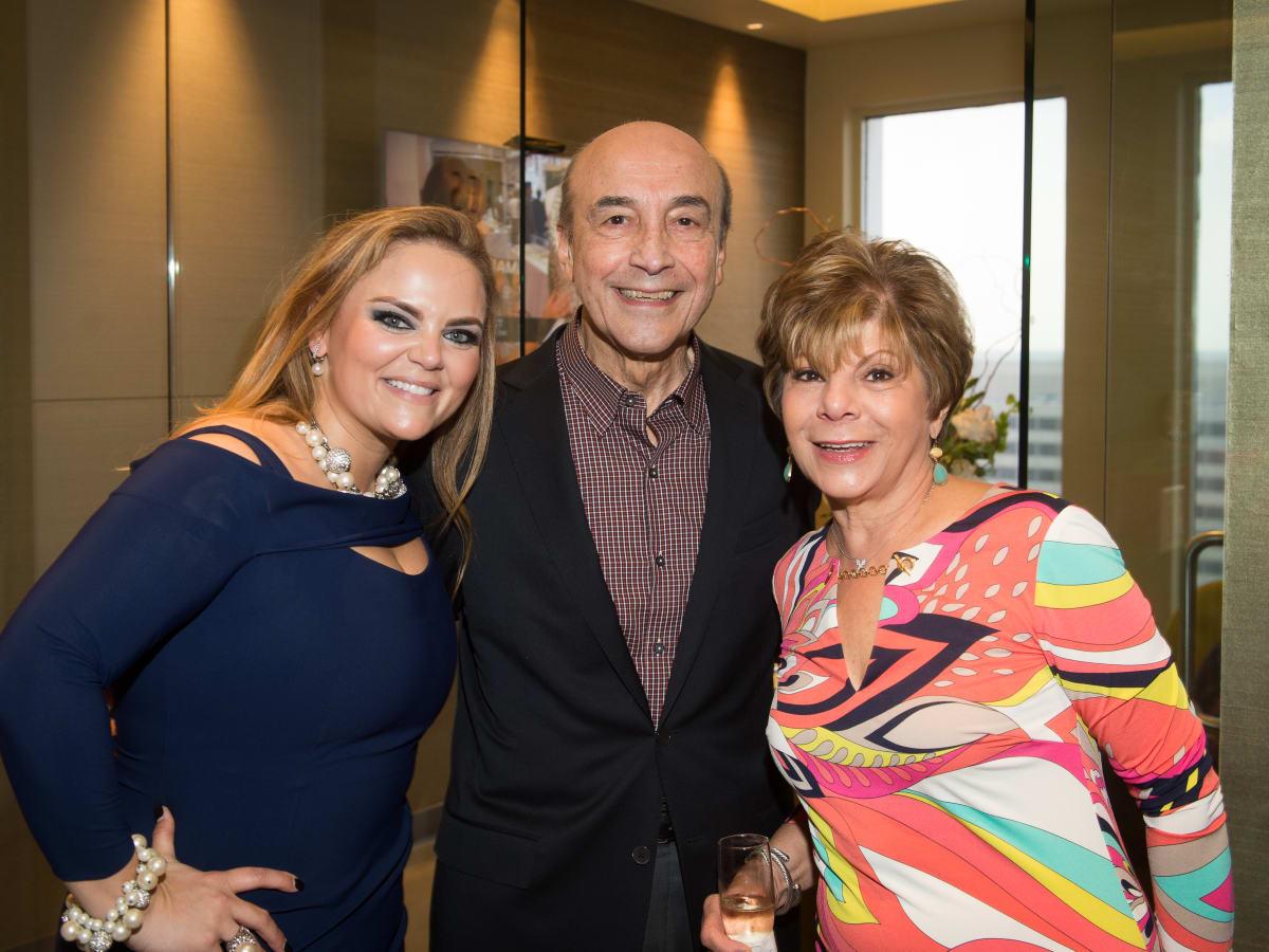 Carnan Properties Opening, April 2016, Connie Zubizarreta, Paul Voinis, Judy Mousa