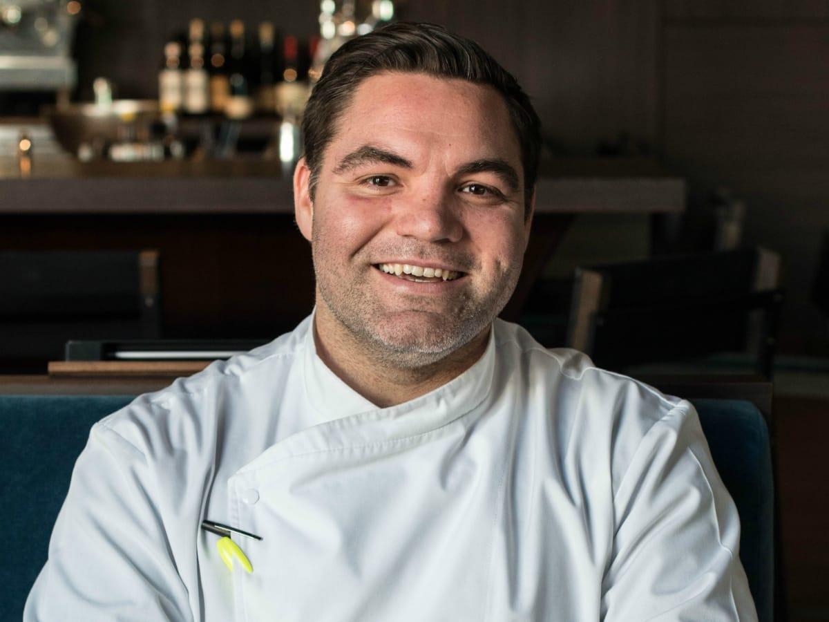Nicholas Yanes Austin chef Juniper landscape