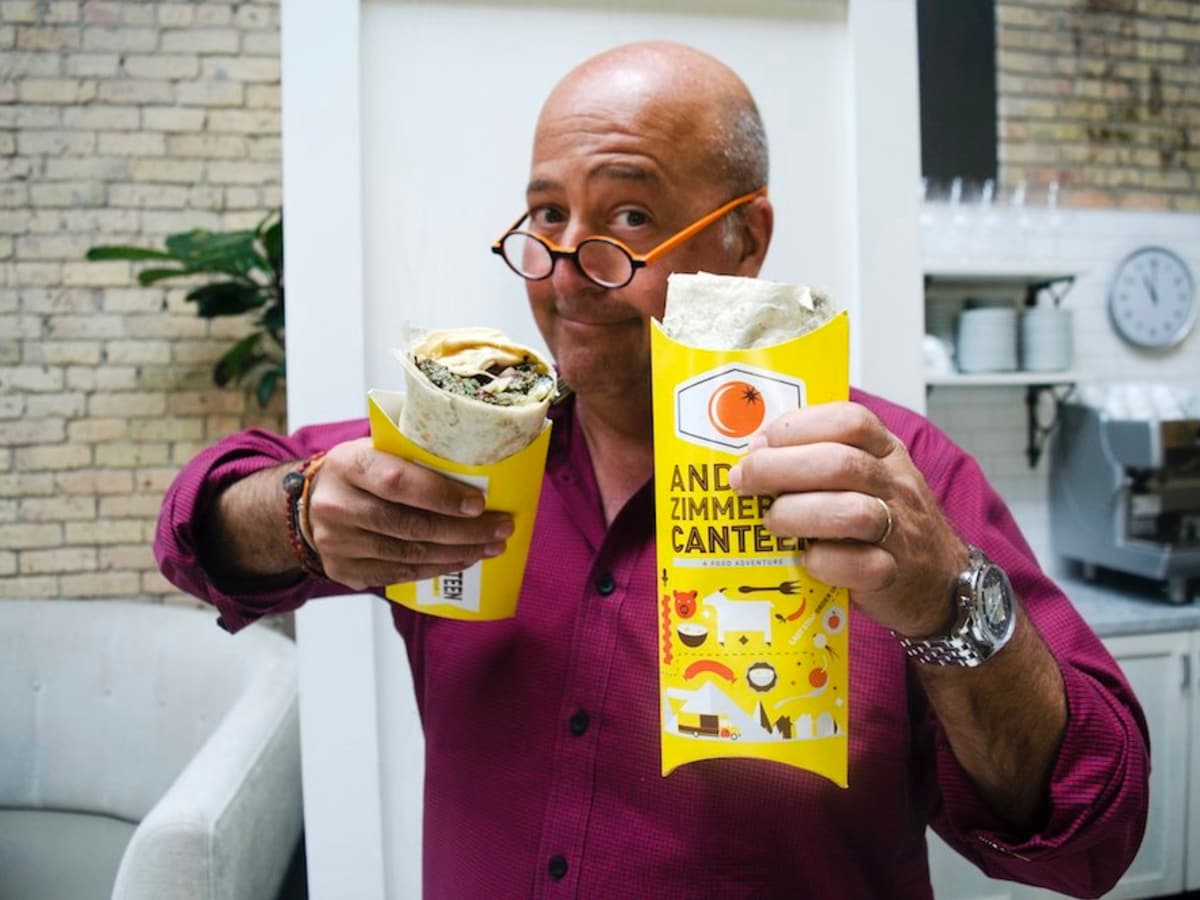 Andrew Zimmern Astros concessions
