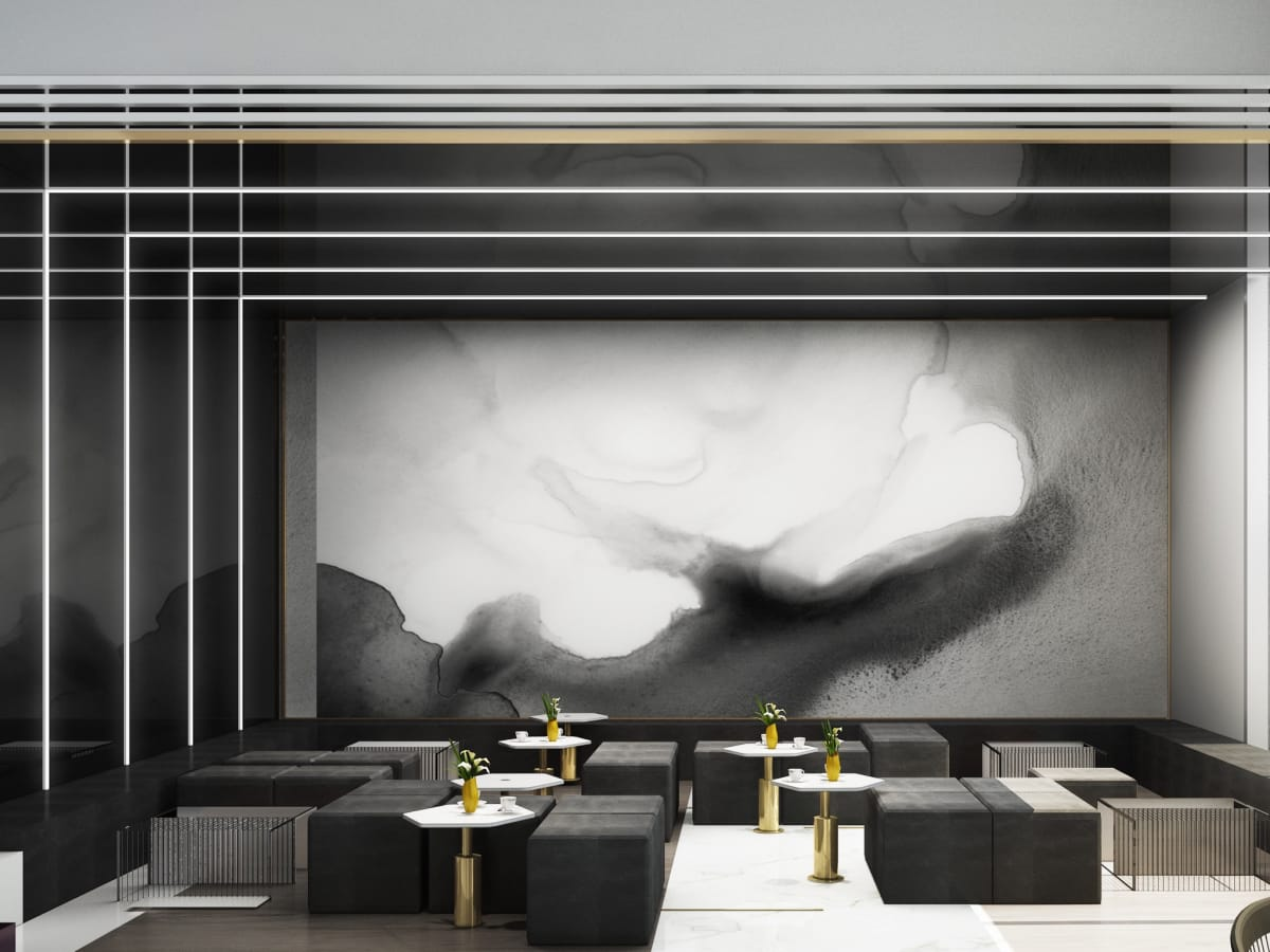 51Fifteen lounge rendering