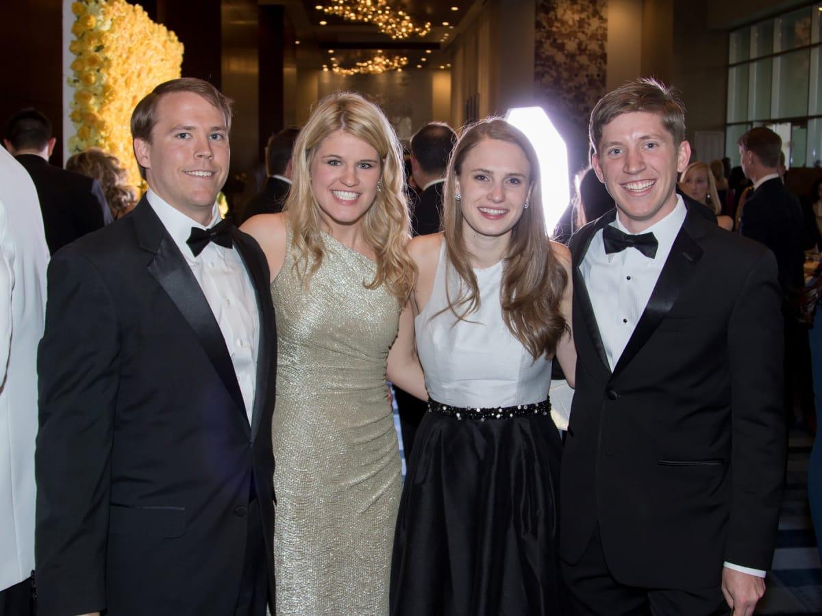 Paul Miller, Megan Mckenzie, Katie Samuel, Andy Hasemann