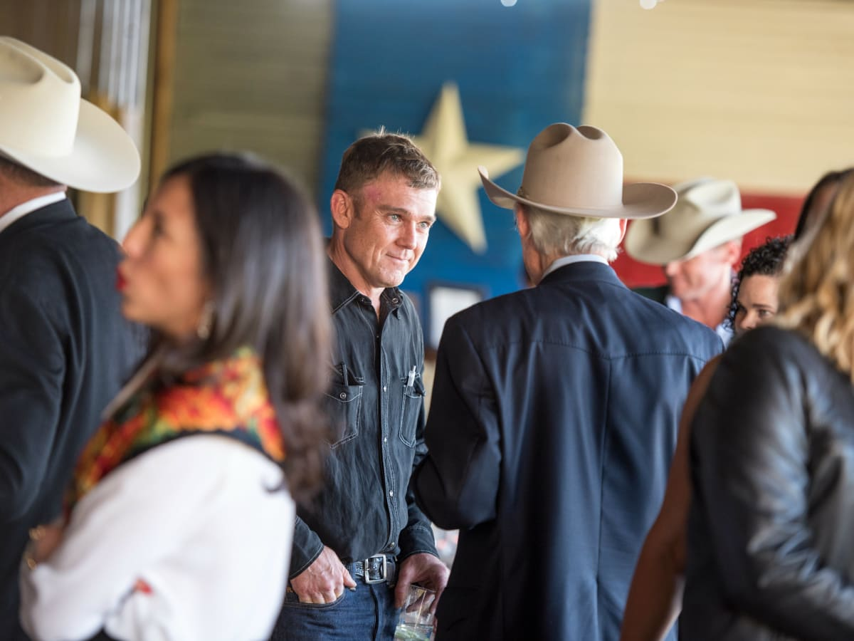 Lonesome Dove reunion Ricky Schroder