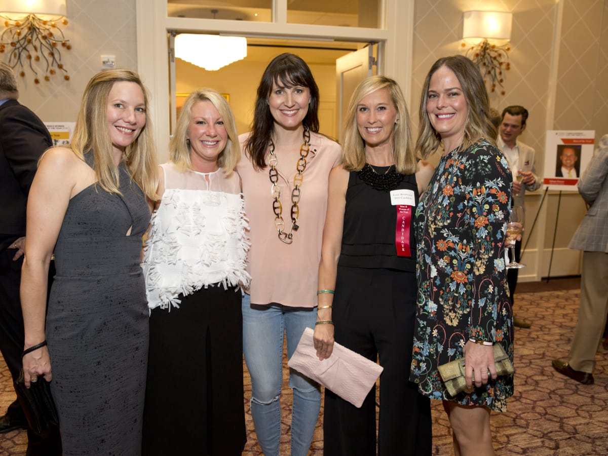 MWOY launch, March 2016, Beth Smith Dawn Persia Kate Stukenberg Lexie Boudreaux Lucia Clark