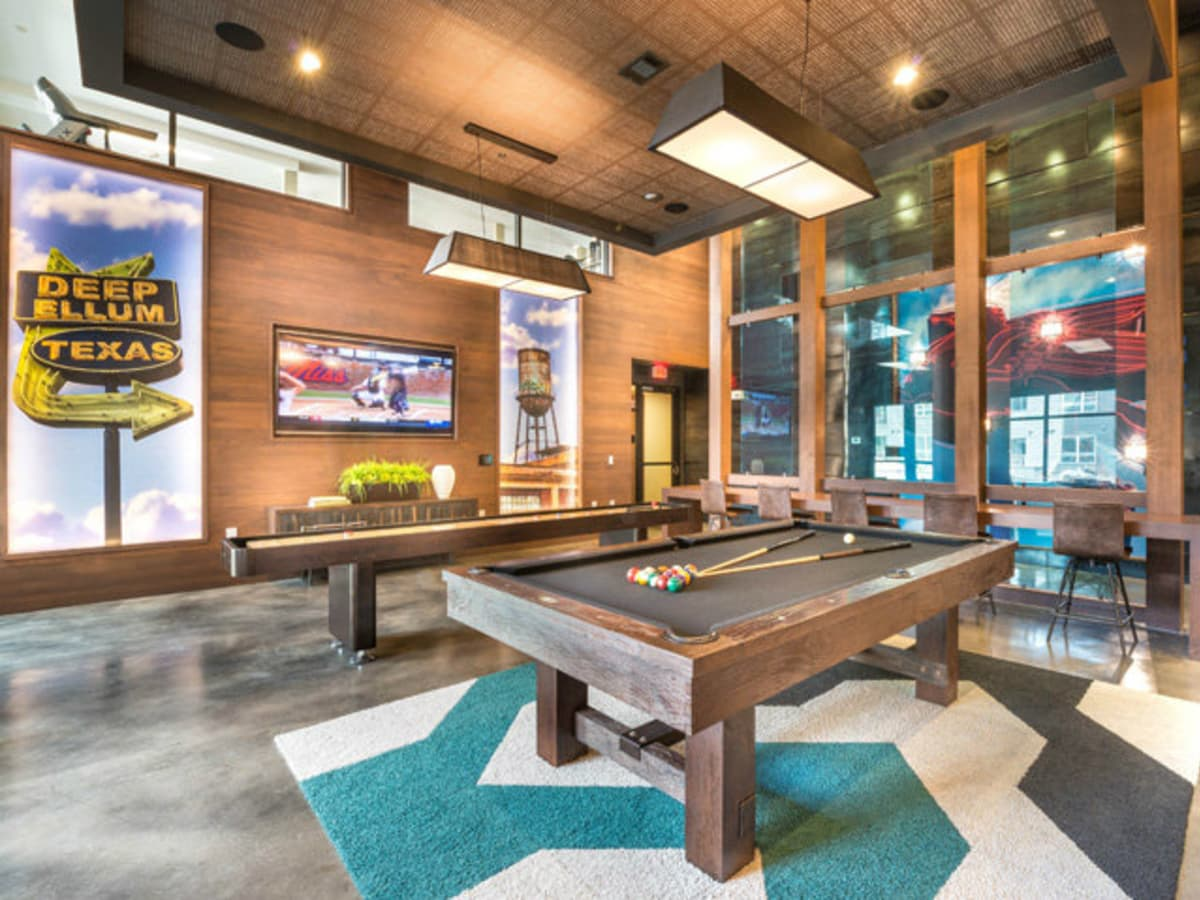 Attractive Common Space At Elan City Lights Apartments In Dallas Great Ideas
