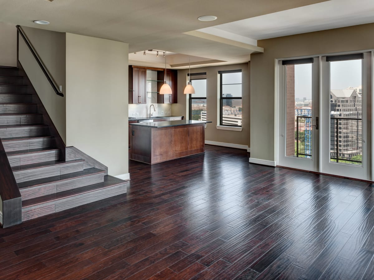 Penthouse at The Taylor in Dallas