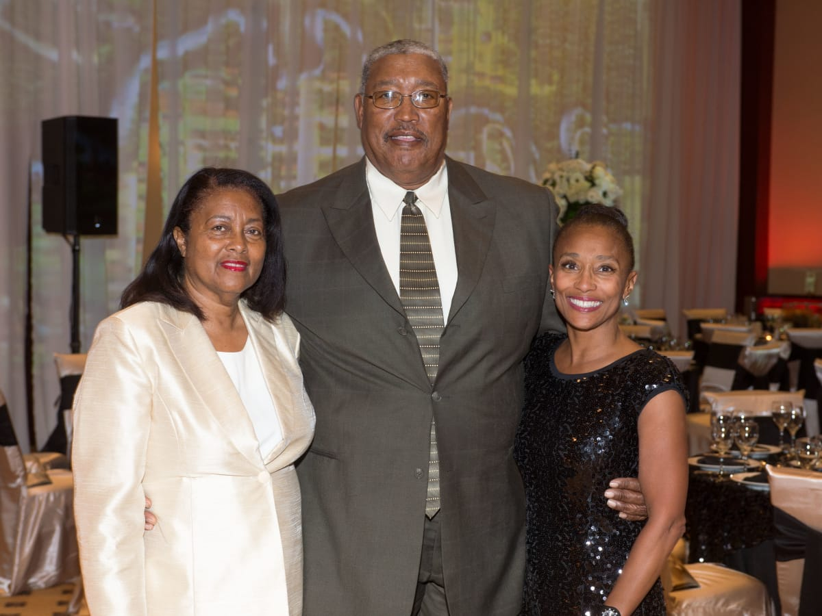 Covenant House Gala, March 2016, Lula Richard, J.R. Richard, Jacqueline Fair