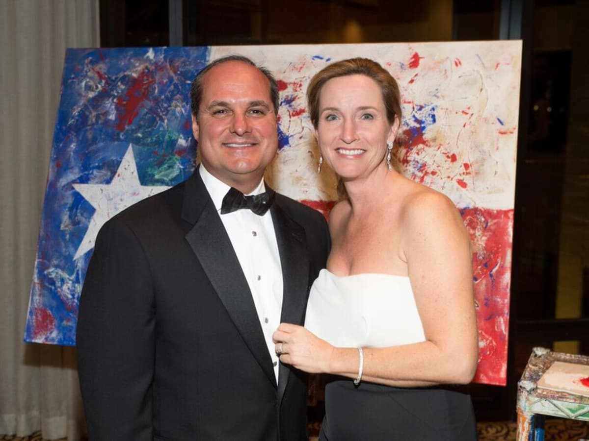 Covenant House Gala, March 2016, John Sarvadi, Lisa Sarvadi