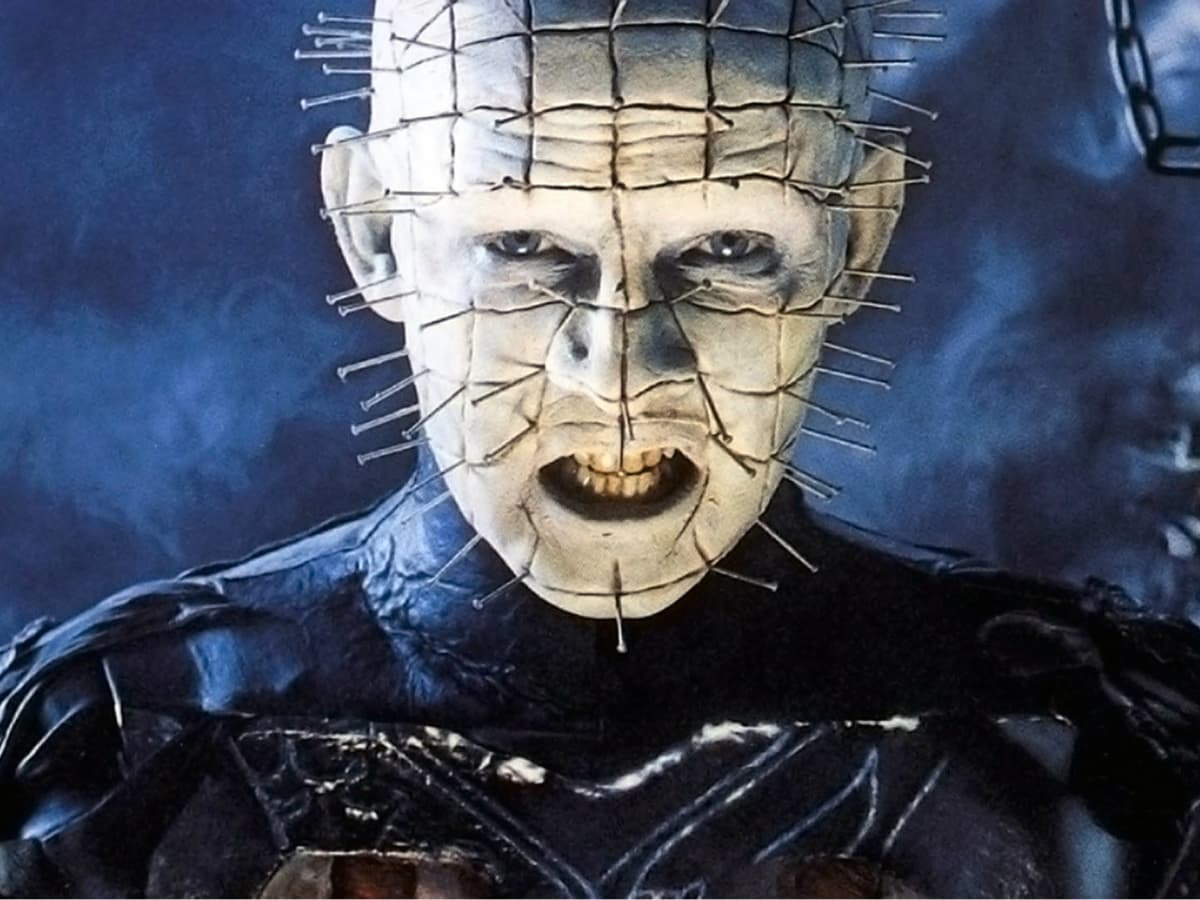 Pinhead from Hellraiser