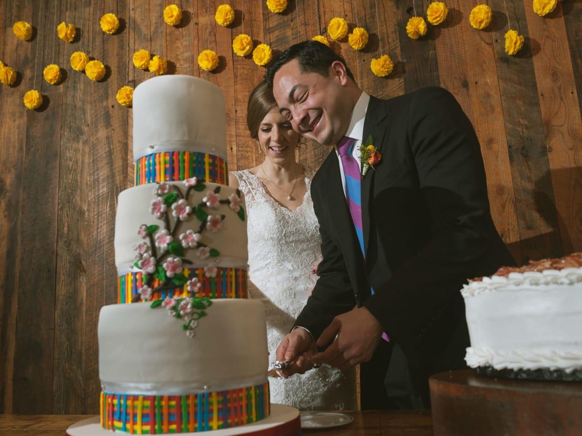 Heritage House wedding cake