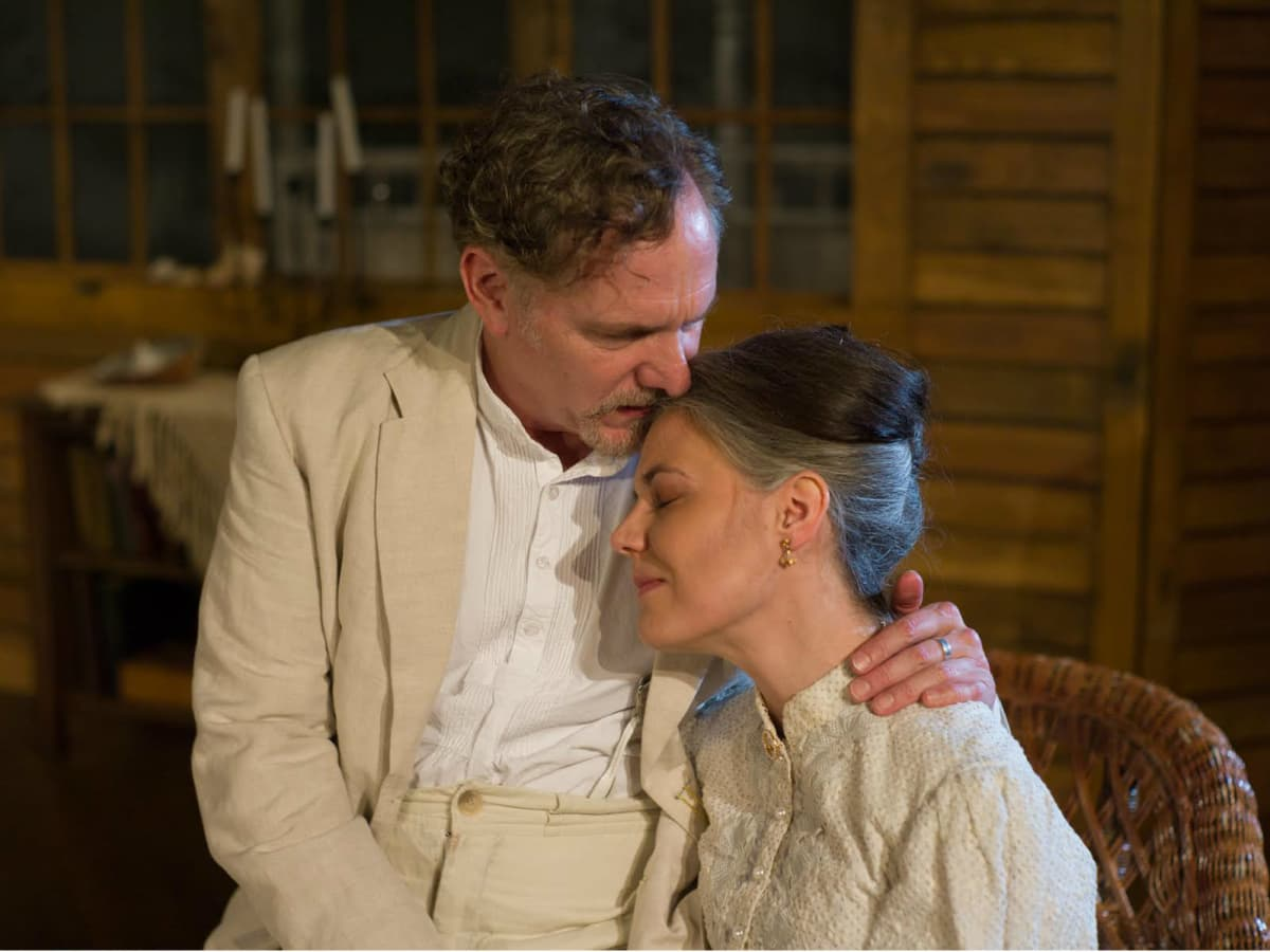 Long Day's Journey into Night at Undermain Theatre