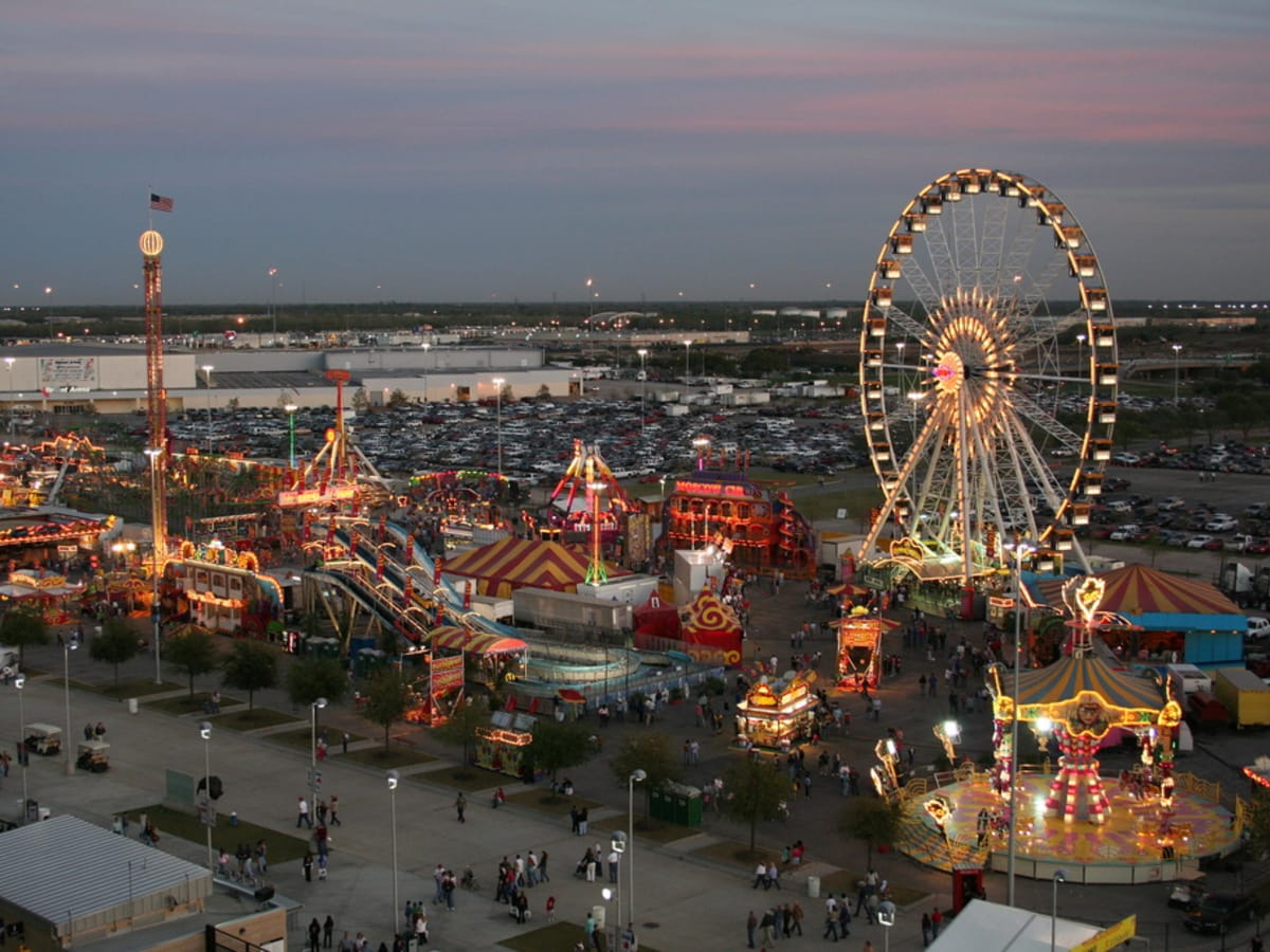 Rodeo Houston carnival