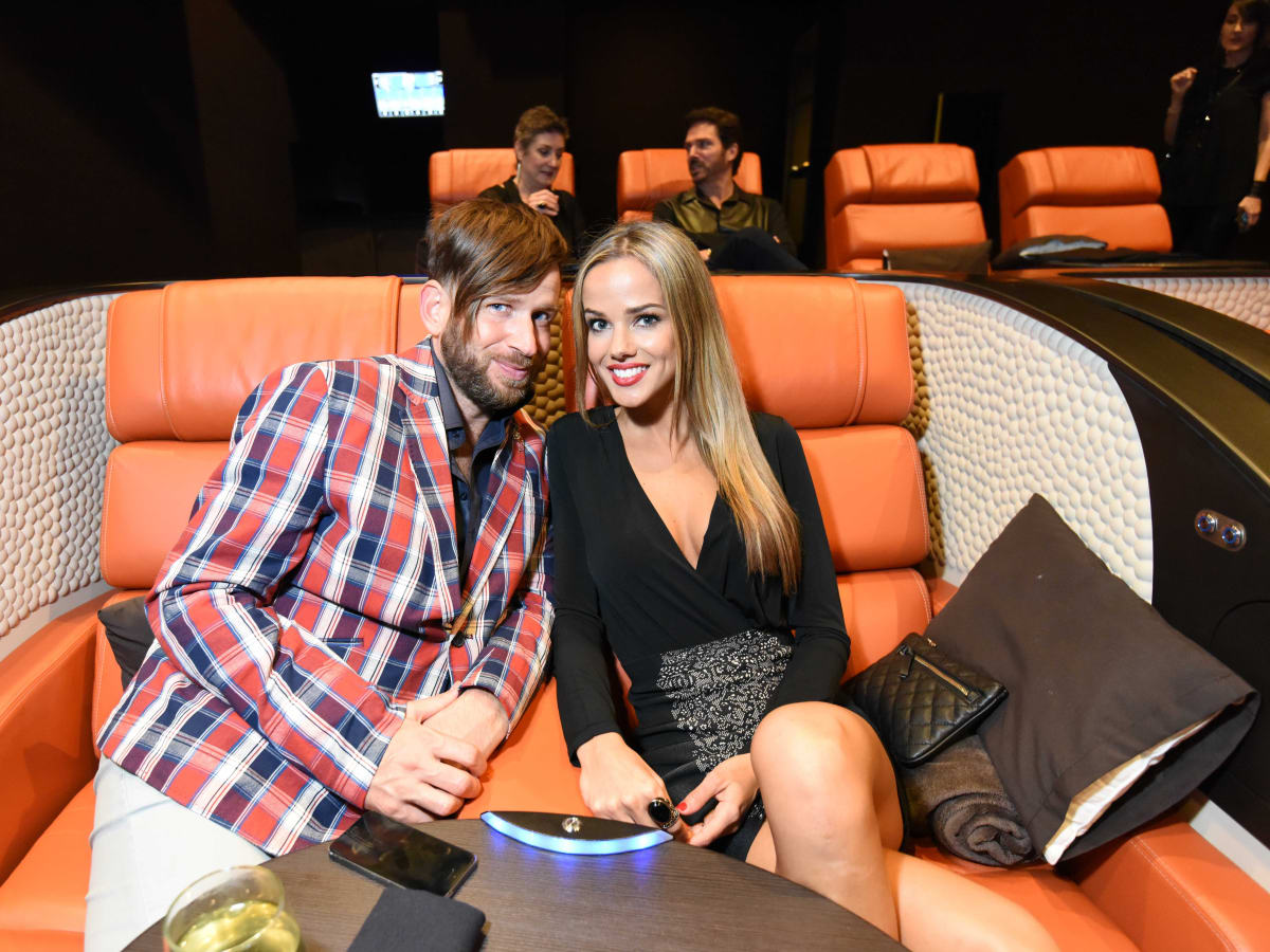 Heart of Fashion at the movies, Feb. 2016 Jeff Shell, Chelsea Lester