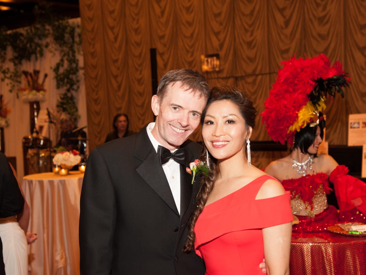 Heart Ball, Feb. 2016,  Dr. Daniel Penny, Summer Song