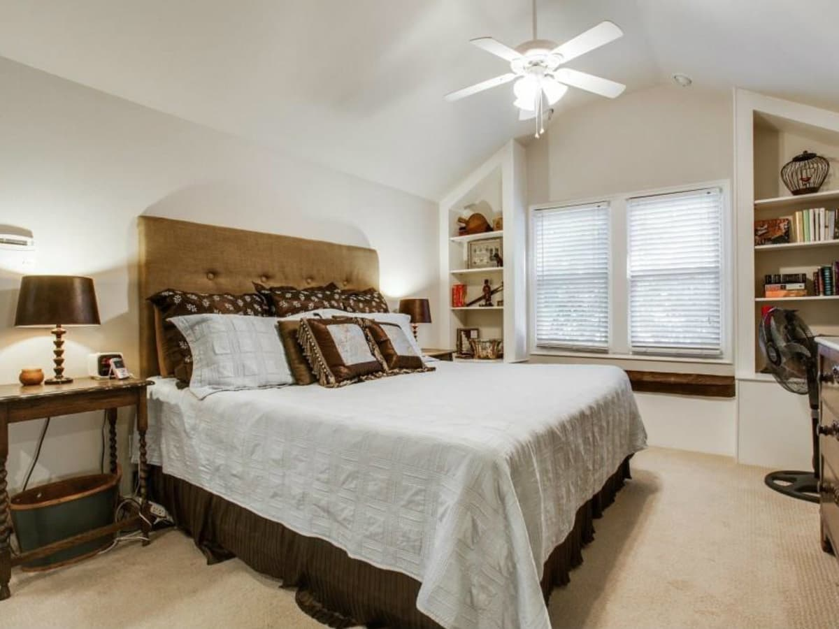 522 Monte Vista master bedroom