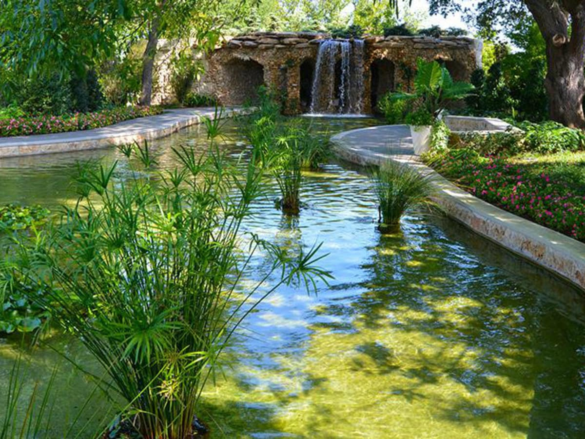 Lay Garden at Dallas Arboretum