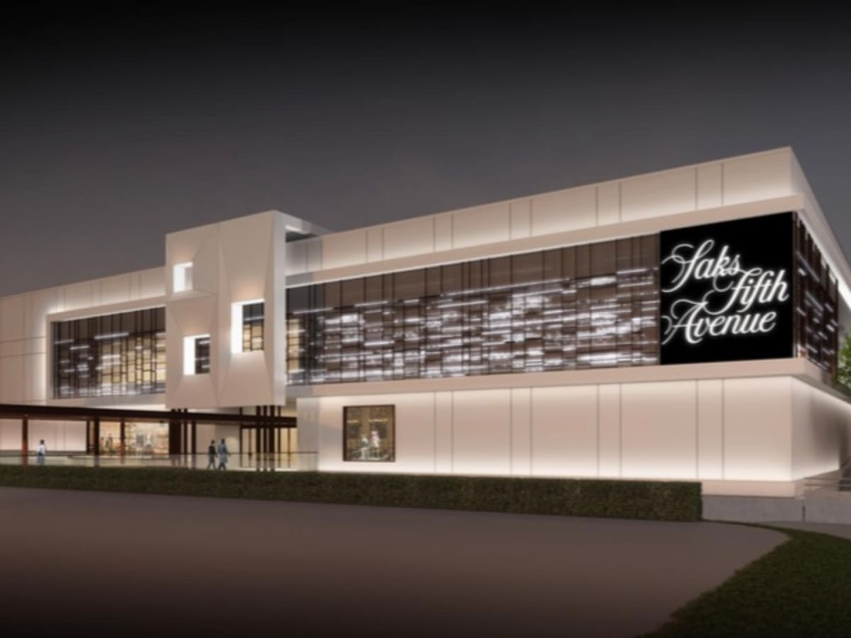 saks fifth avenue ramps up the luxe level with new galleria store