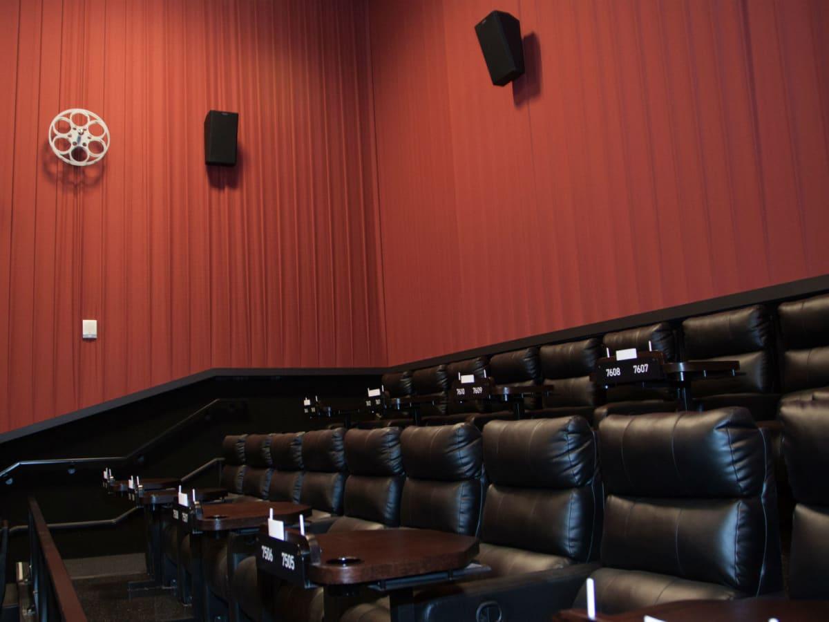 Seats at Alamo Drafthouse Dallas