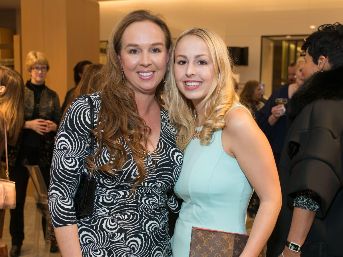 Best Dressed, Jan. 2016,  Julie Brown, Ashley Brown