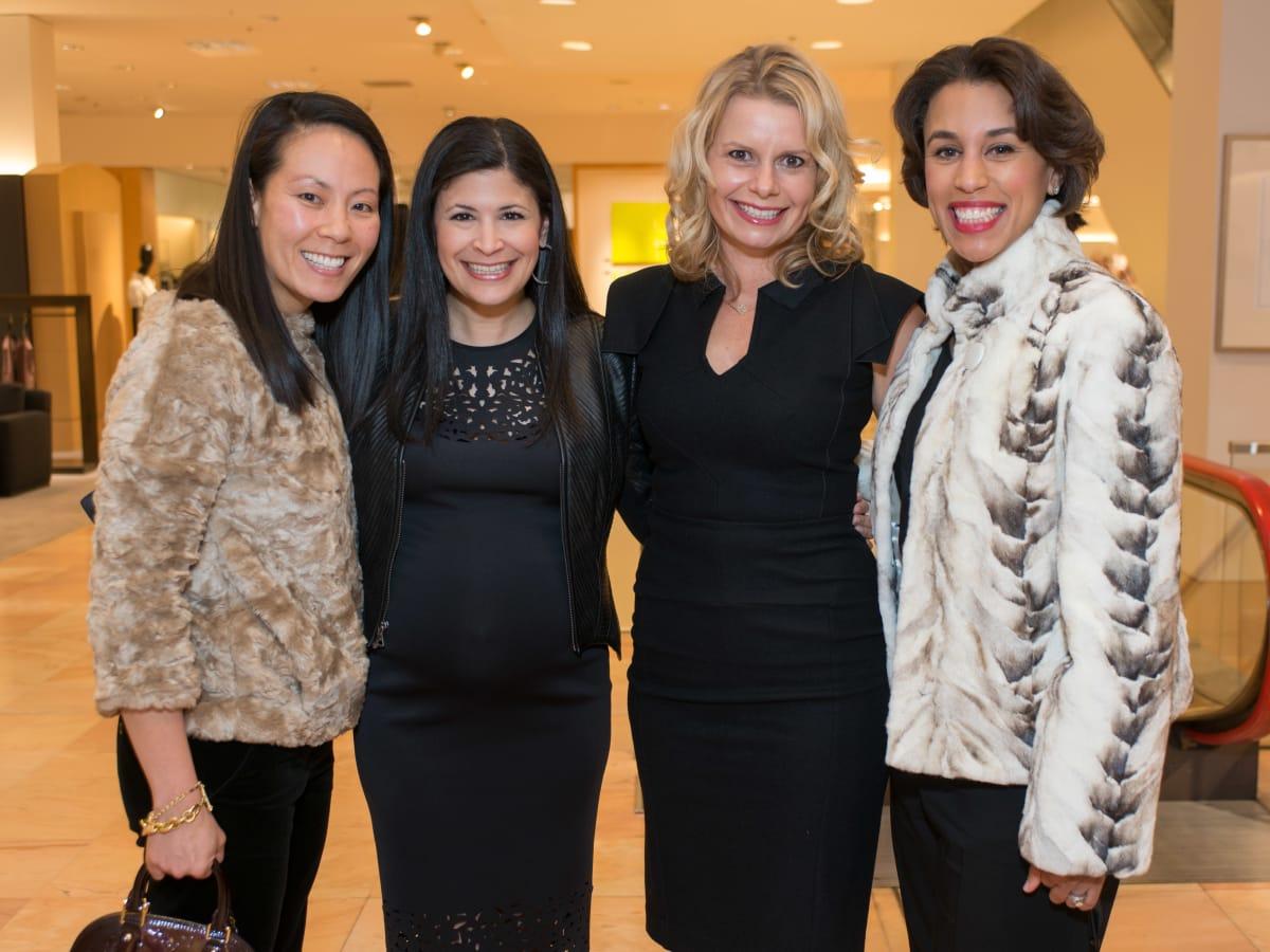 Best Dressed, Jan. 2016, Ting Bresnahan, Kristy Bradshaw, Valerie Dieterich, Crystal Wright