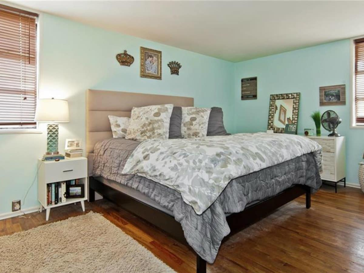 Dallas home, home for sale, 2005 Saint Francis Avenue, master bedroom