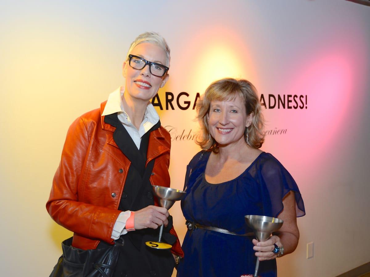 Center for Contemporary Craft, Margarita Madness, Jan. 2016, Janice Henderson, Faith White