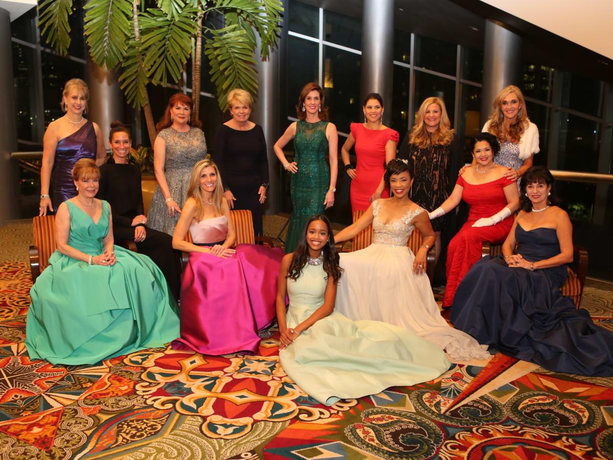Winter Ball Women of Distinction, Jan.20165