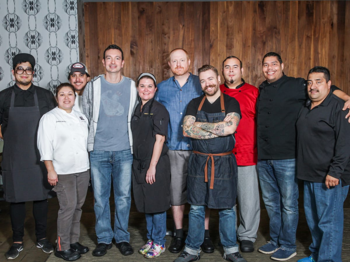 Green Eggs and Kale 2016 Chefs
