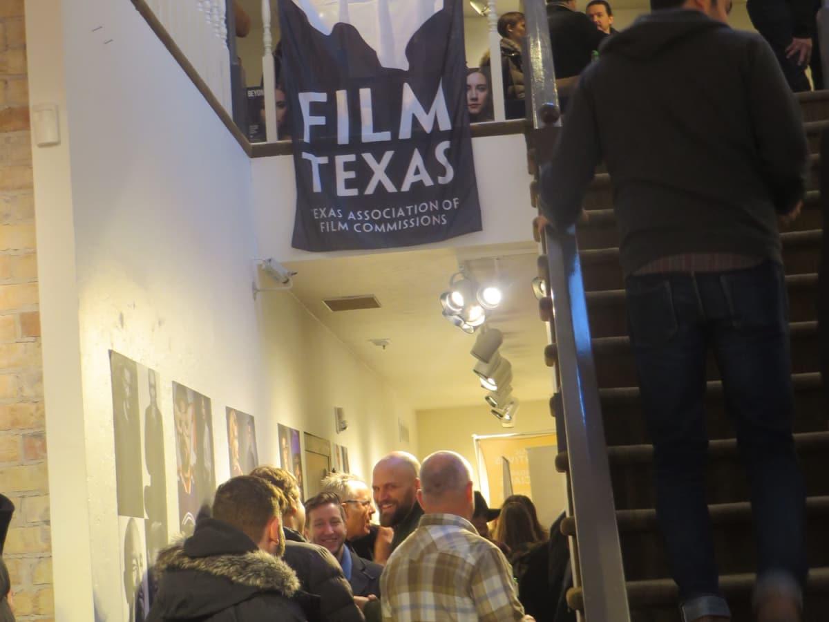 Film Texas reception at Sundance FIlm Festival