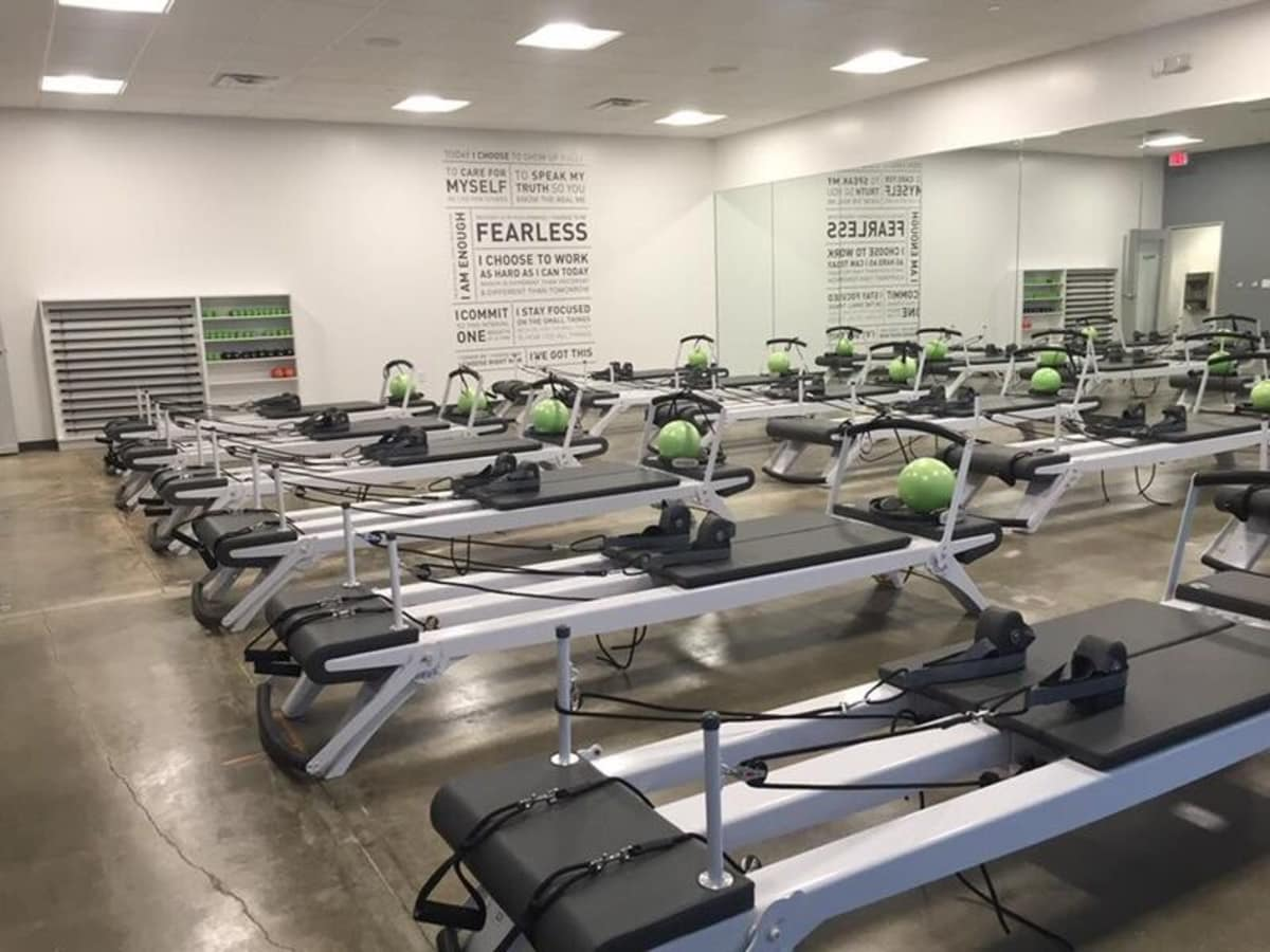 Kor180 Austin workout studio room