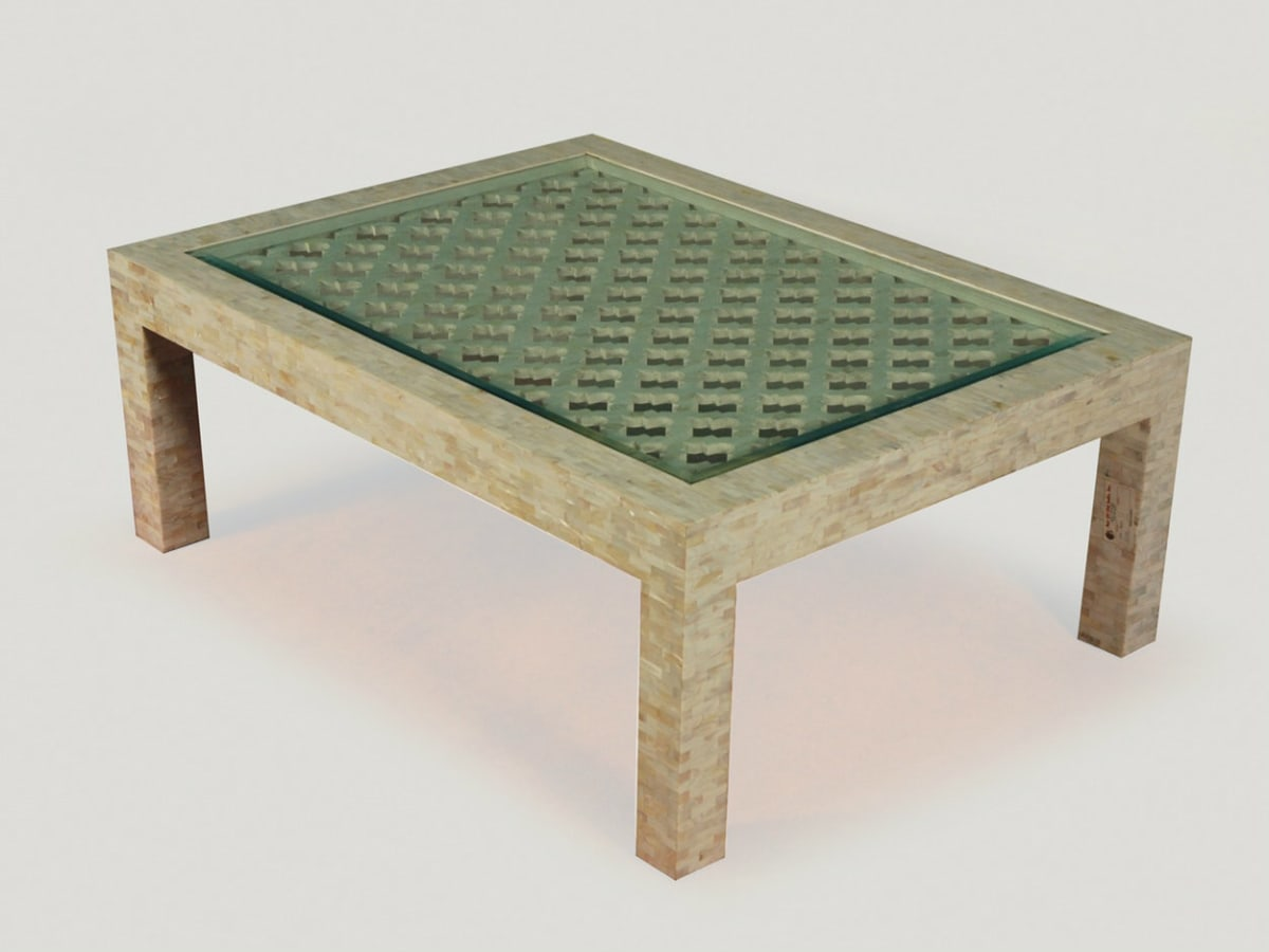 Pearl Collection coffee table
