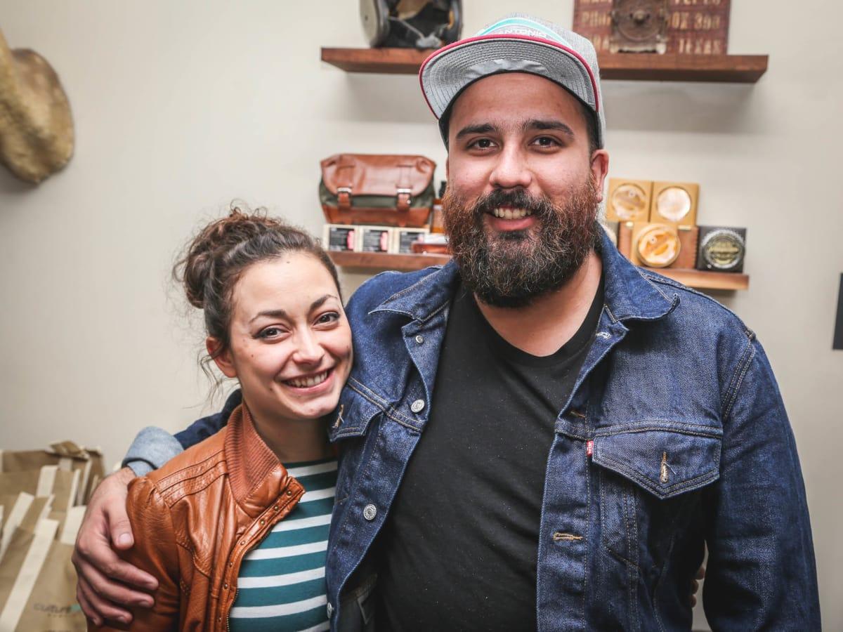 SHED Barbershop Service Industry Night CultureMap Austin Stephanie Dres Fermin Nuñez