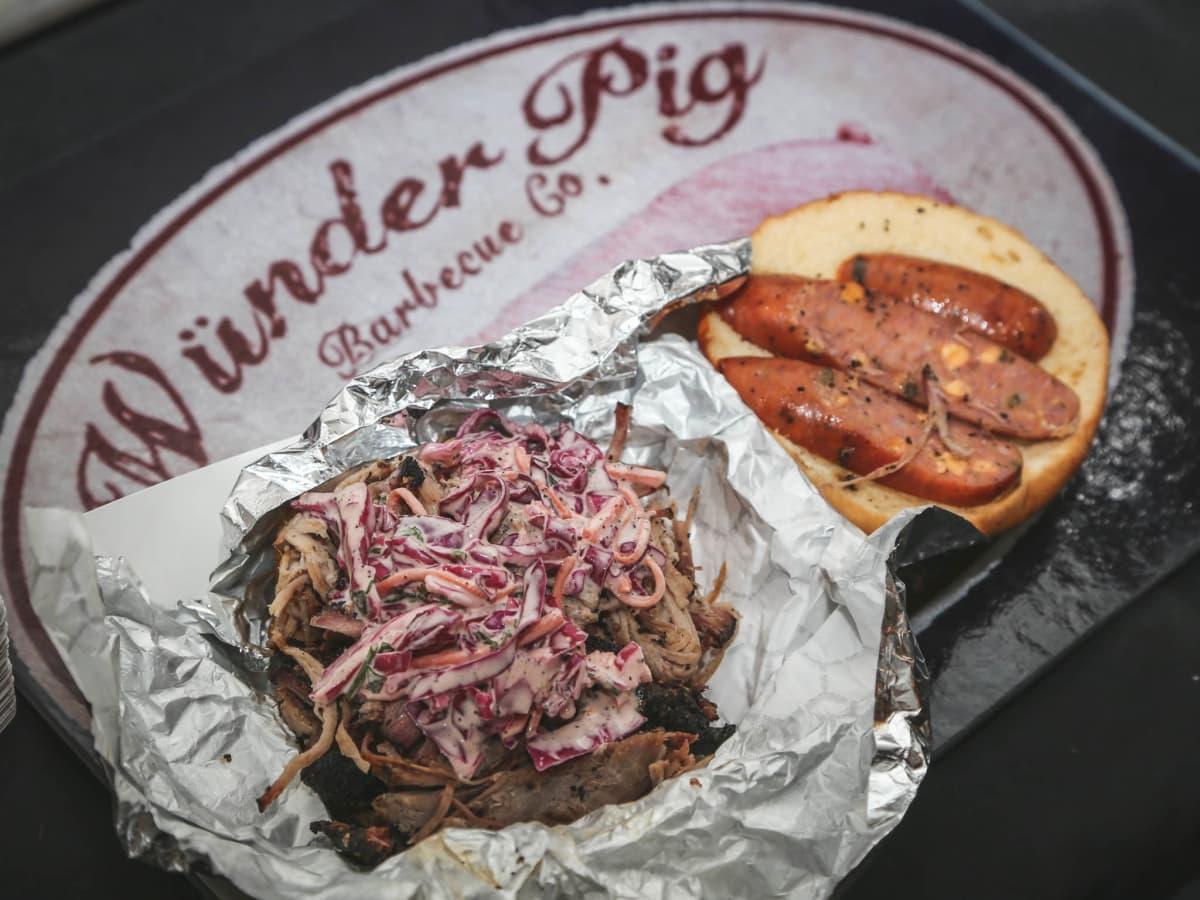 SHED Barbershop Service Industry Night CultureMap Austin Wünder Pig
