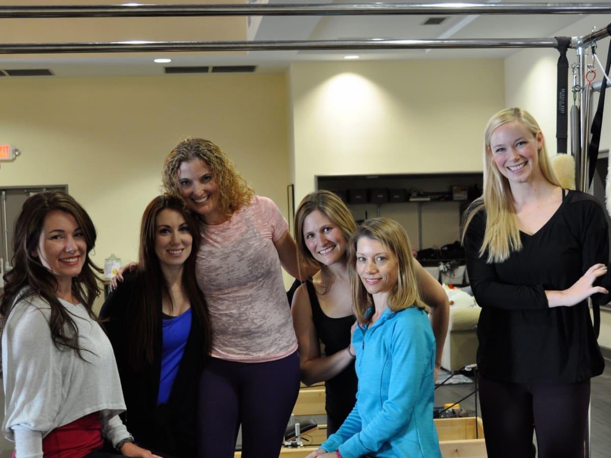 Washington Ave Pilates staff cropped photo