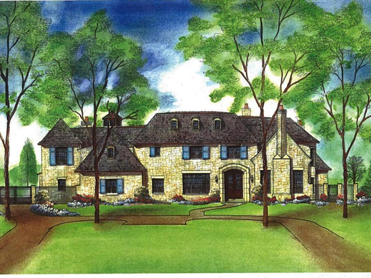 News, Houston's Most Expensive Home Sales, Jan. 2015, 852 Country Lane