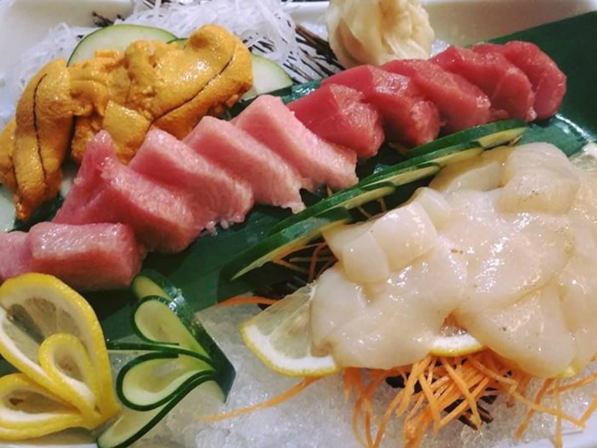 Sushishima Japanese Restaurant sushi 2015