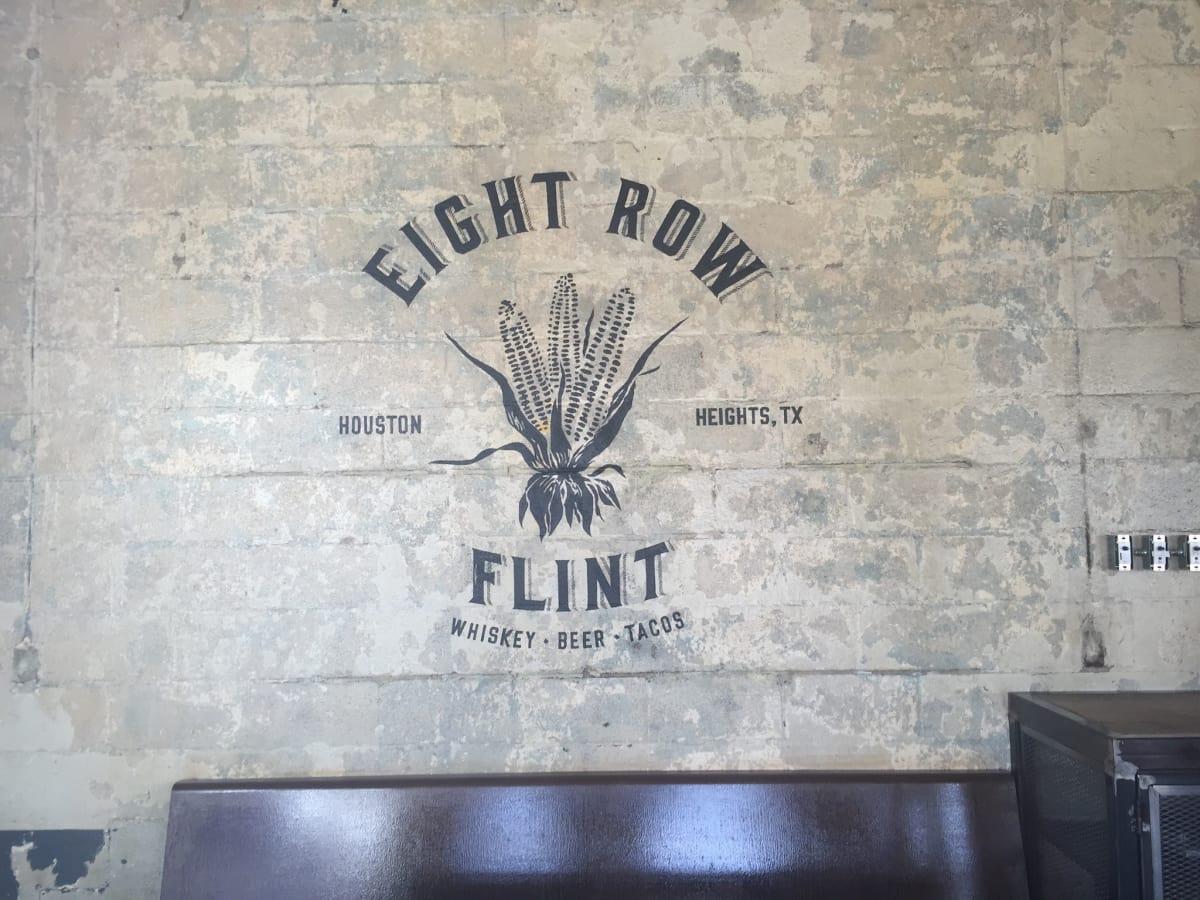 Eight Row Flint interior