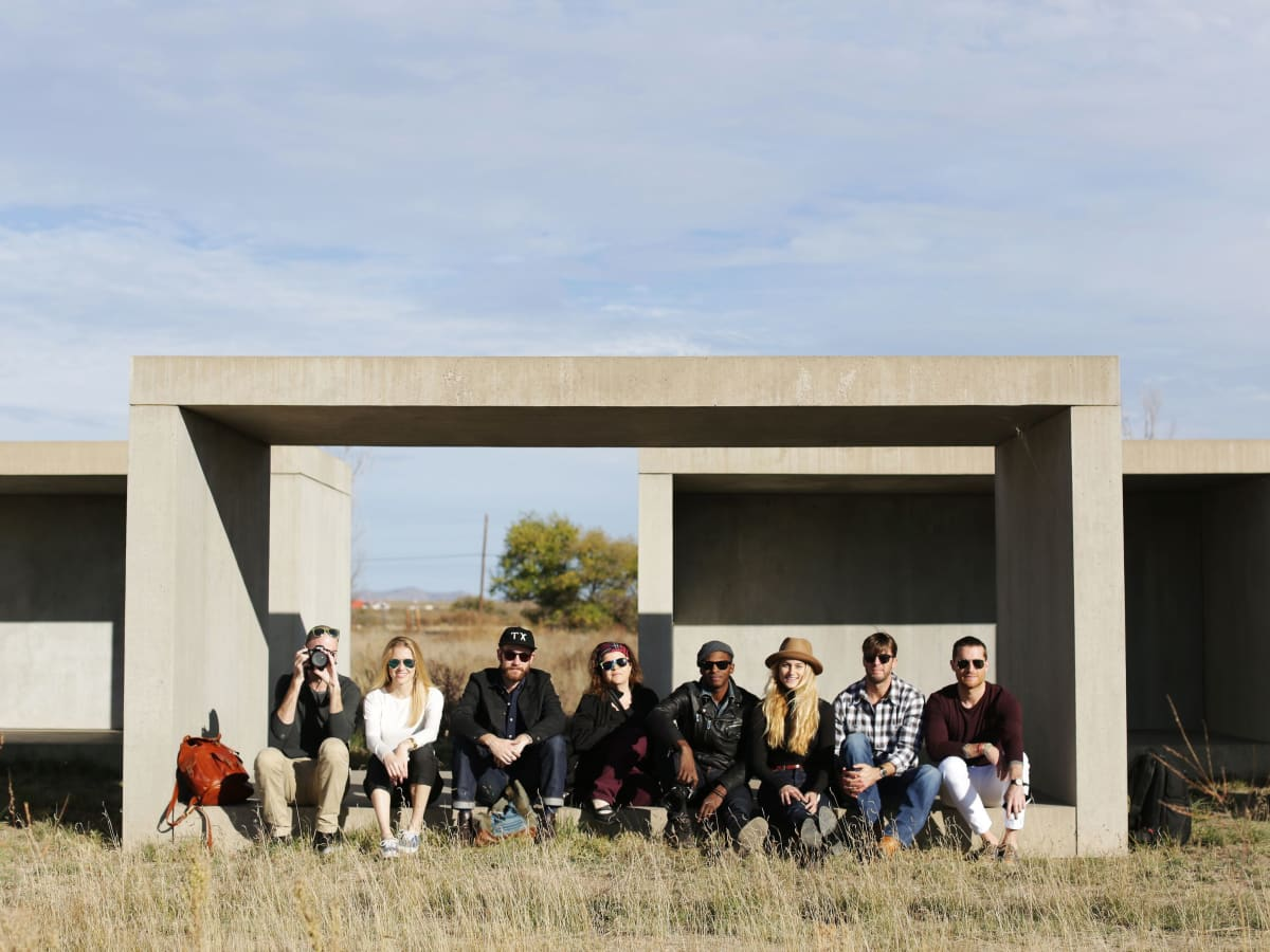 Marfa, TX/Chinati Foundation