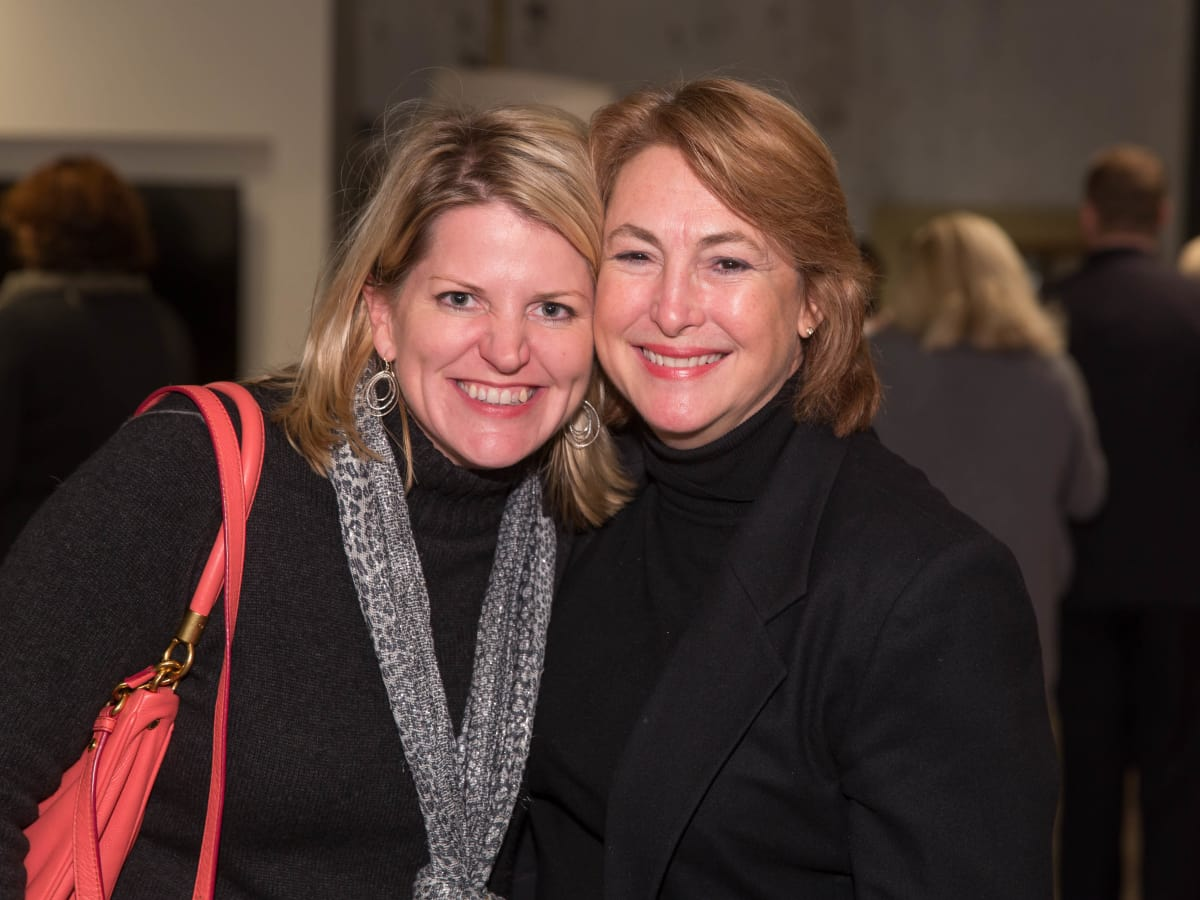 News, Lauren Spanjian party, Dec. 2015,  Kelli Johnson, Kim Ogg