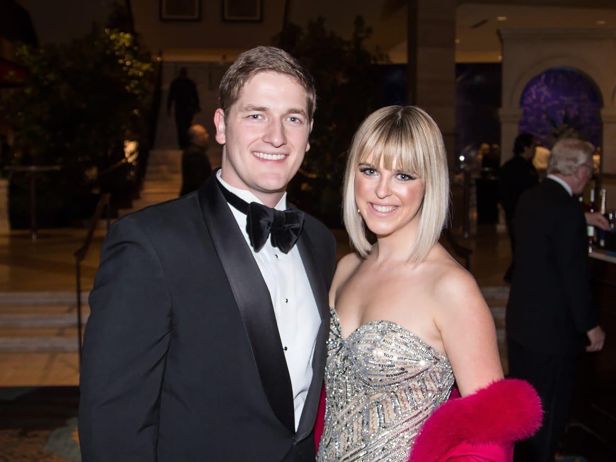 Caleb Goodman, Elizabeth Fisher