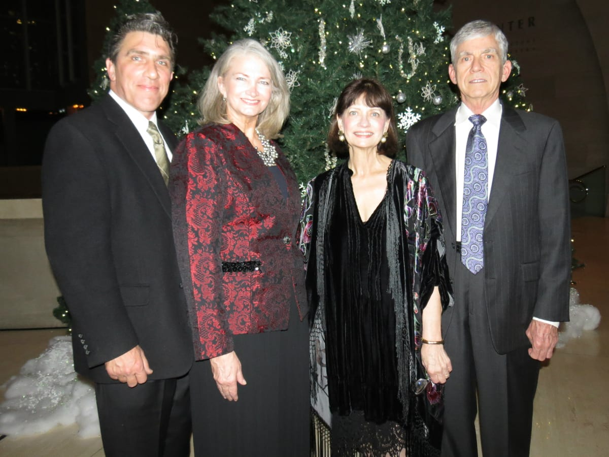 Paul Labadie, Nancy Labadie, Anne Blomeyer, Bob Blomeyer